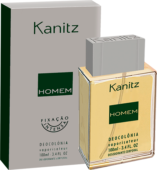 Deo Colônia Kanitz Homem 100ml