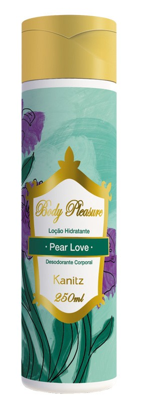 Loção Hidratante Body Pleasure Pear Love 250ml