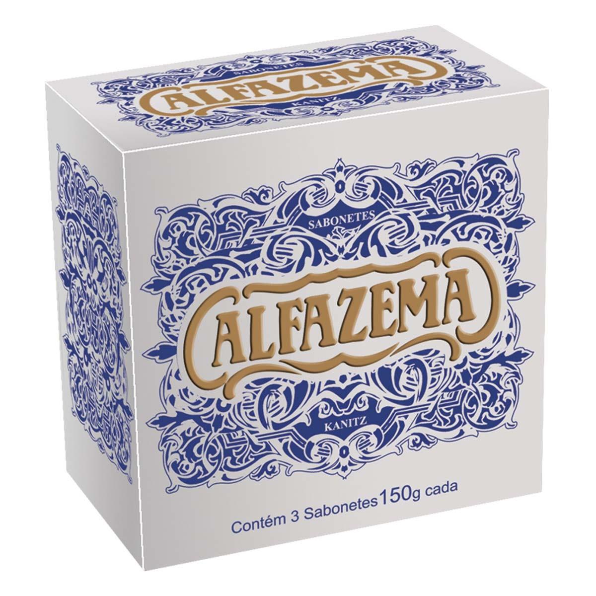 Sabonete Alfazema 3x150g