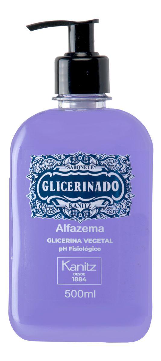 Sabonete Glicerinado Alfazema Kanitz 500 ml