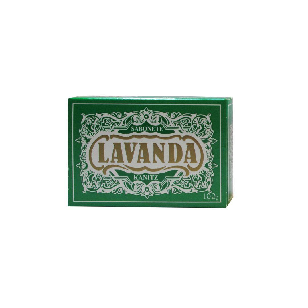 Sabonete Lavanda 100g