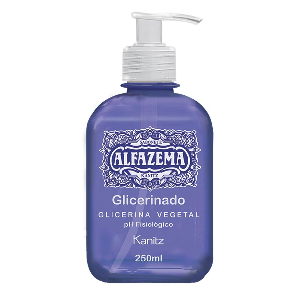 Sabonete Líquido Glicerinado Alfazema 250ml