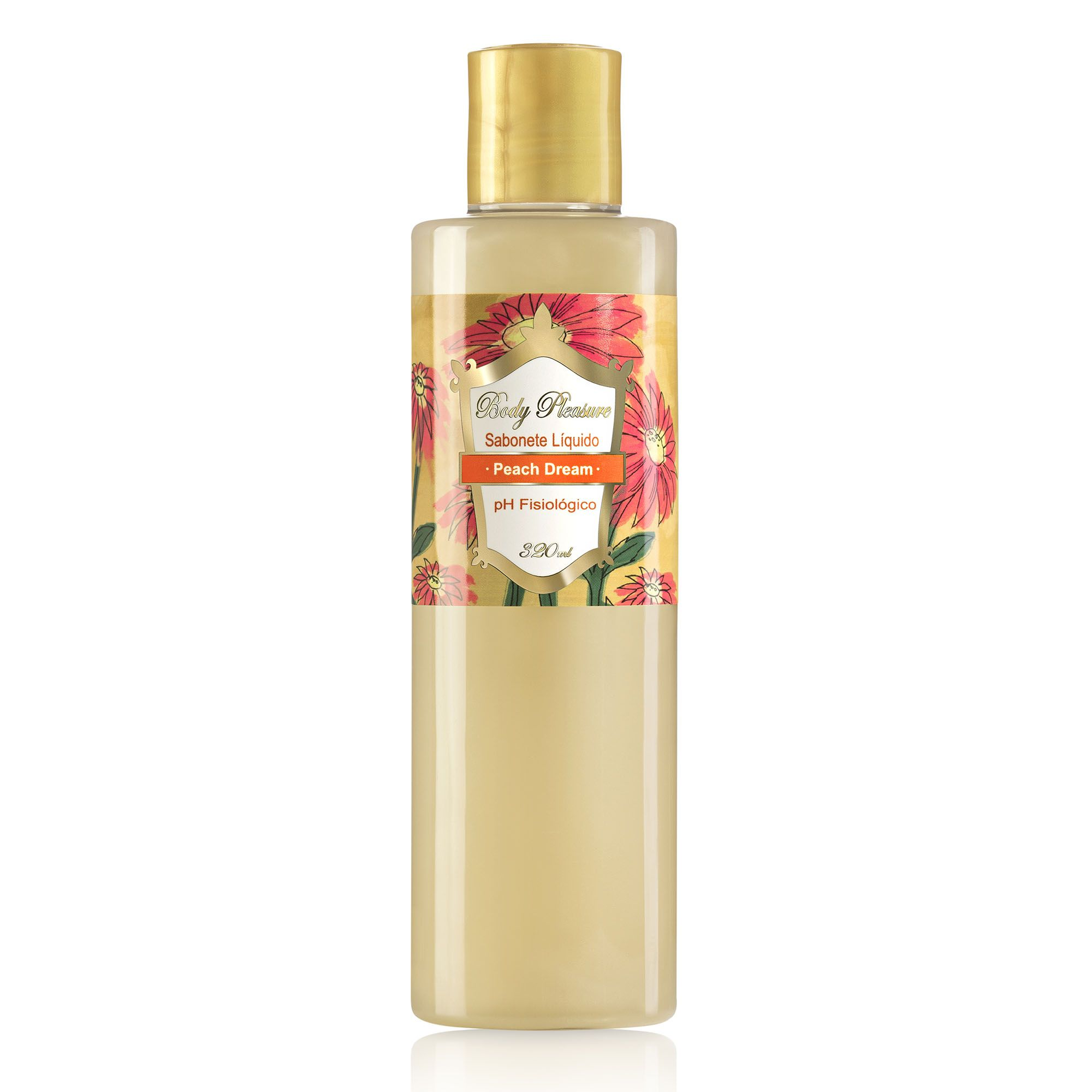 Sabonete Líquido Peach Dream 320ml