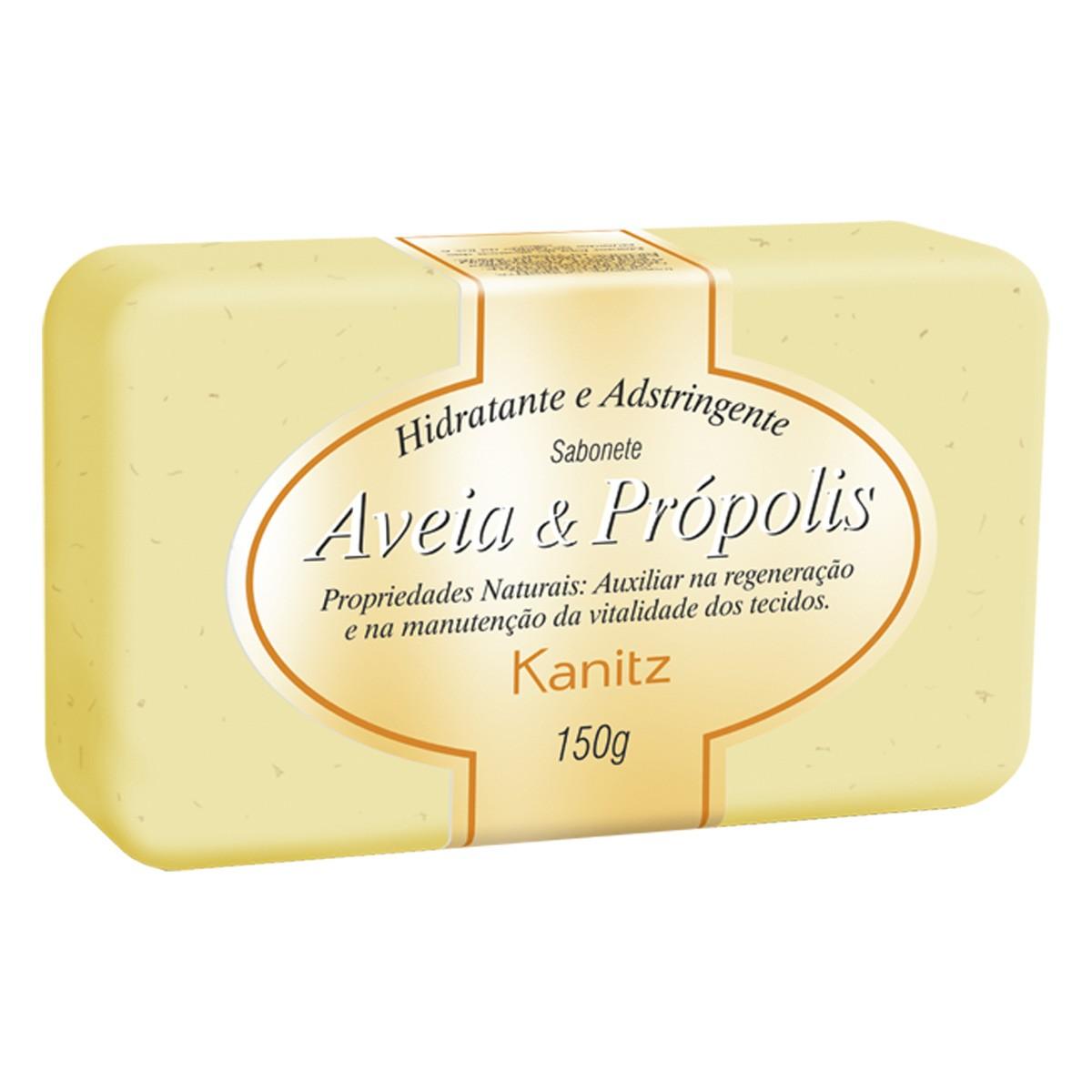 Sabonete Tratamento Aveia/Propolis 150g
