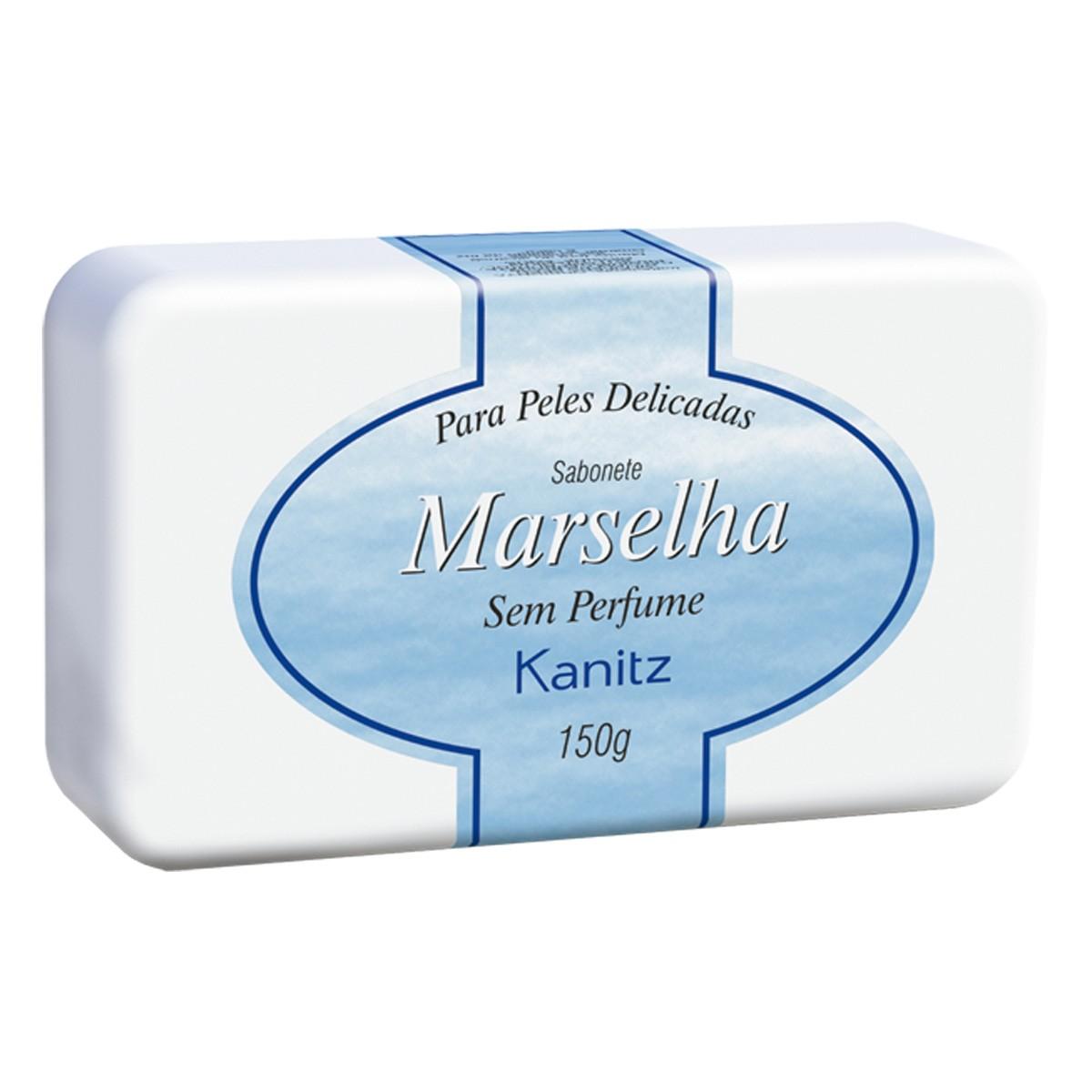 Sabonete Tratamento Marselha 150g S/perfume