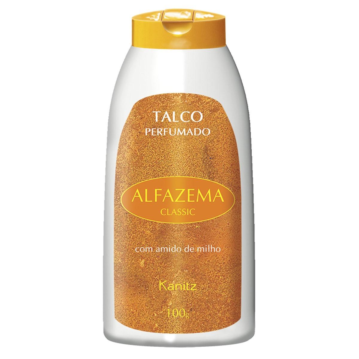 Talco Alfazema Classic 100g