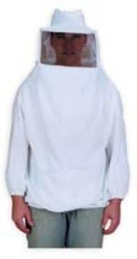 Blusão em nylon para apicultor