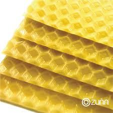 Cilindro alveolador de cera de abelhas manual - Estrutura em ferro com base