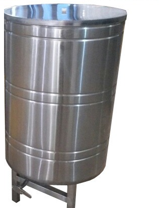 Decantador para mel - 50 kg - Linha Especial