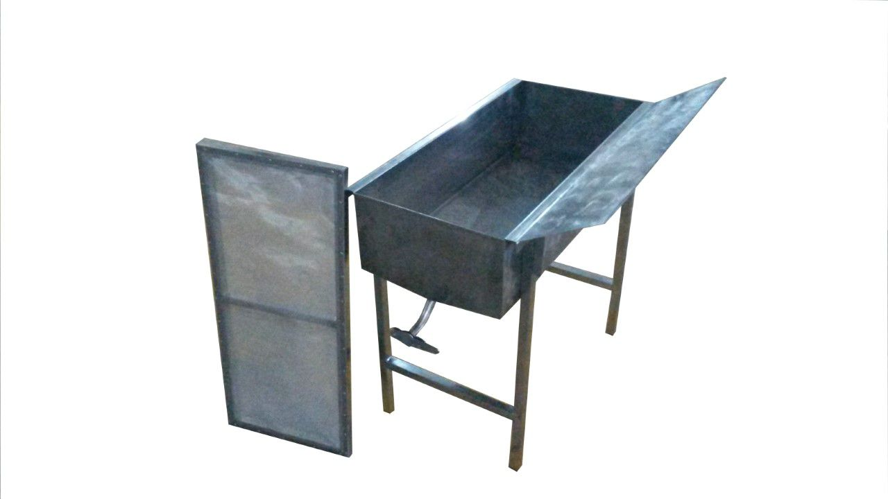 Mesa para 25 quadros