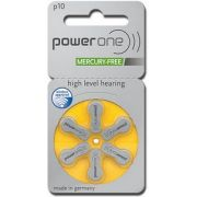 CARTELA DE BATERIA POWER ONE NÚMERO p10