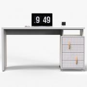 Escrivaninha Office - Branco