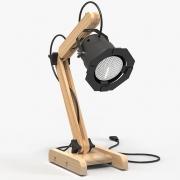 Luminária de mesa Hotspot