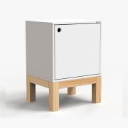 Mesa Lateral Standard - Branco