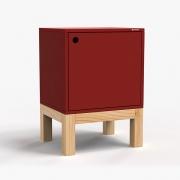 Mesa Lateral Standard - Vermelho