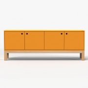 Rack Standard - Amarelo