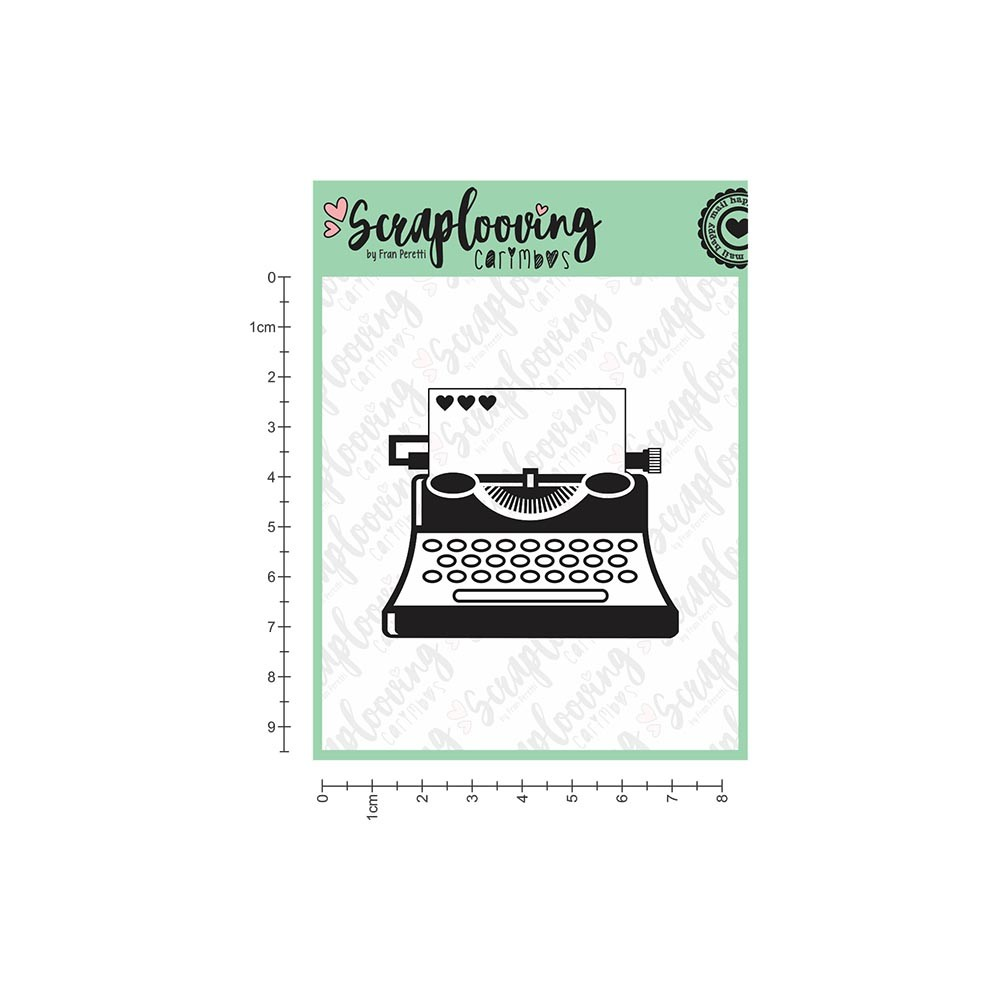 1227 Máquina de Escrever