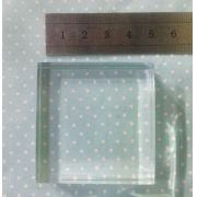 Base Acrílica 5 x 5 x 1,5 cm