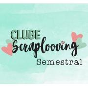 Clube Scraplooving - Semestral - R$ 89,90/mês - Parcelamento no cartão - Leia toda a descrição do produto!