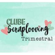 Clube Scraplooving - Trimestral - R$ 99,90/mês - Pagamento Mensal no Boleto - Leia toda a descrição do produto!