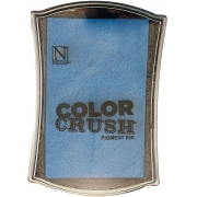 Carimbeira Color Crush Pigment Ink - Cyan (Azul Ciano)