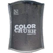 Carimbeira Color Crush Pigment Ink - Dark Brown (Marrom Escuro)