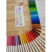 [DESAPEGO - USADO] 50 canetas Crayola Supertips (para lettering)