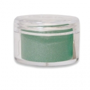 Sizzix Making Essential - Opaque Embossing Powder, Agave, 12g