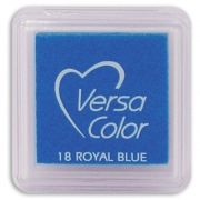 VersaColor Pigment Mini Ink Pad - Royal Blue