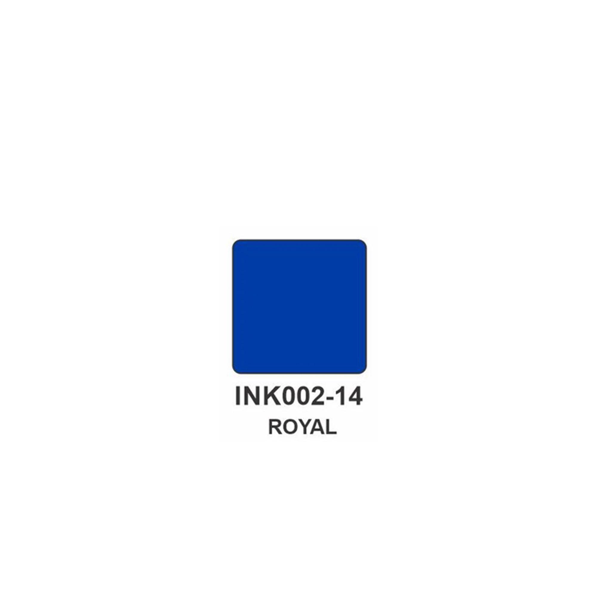 Carimbeira Art Montagem  - 3,3 x 3,3 cm - Azul Royal