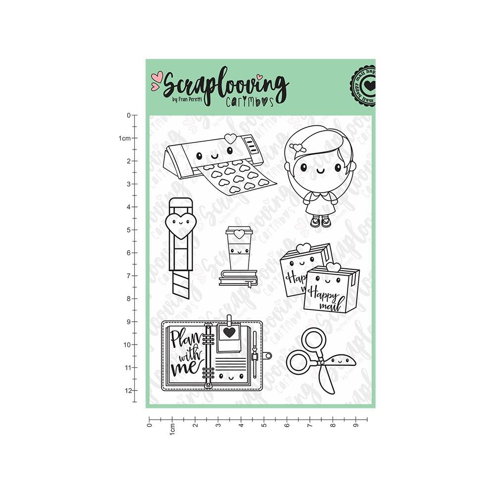 Cartela Cute Planner 02