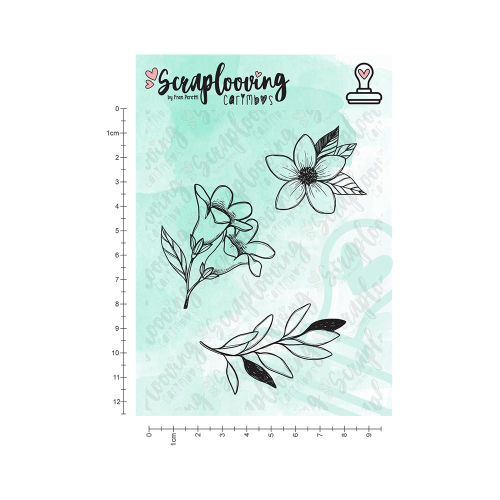 Cartela Floral 08