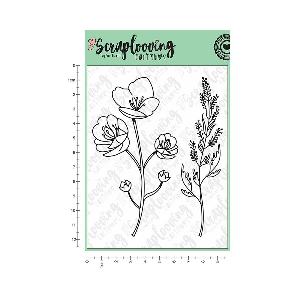 Cartela Floral 10