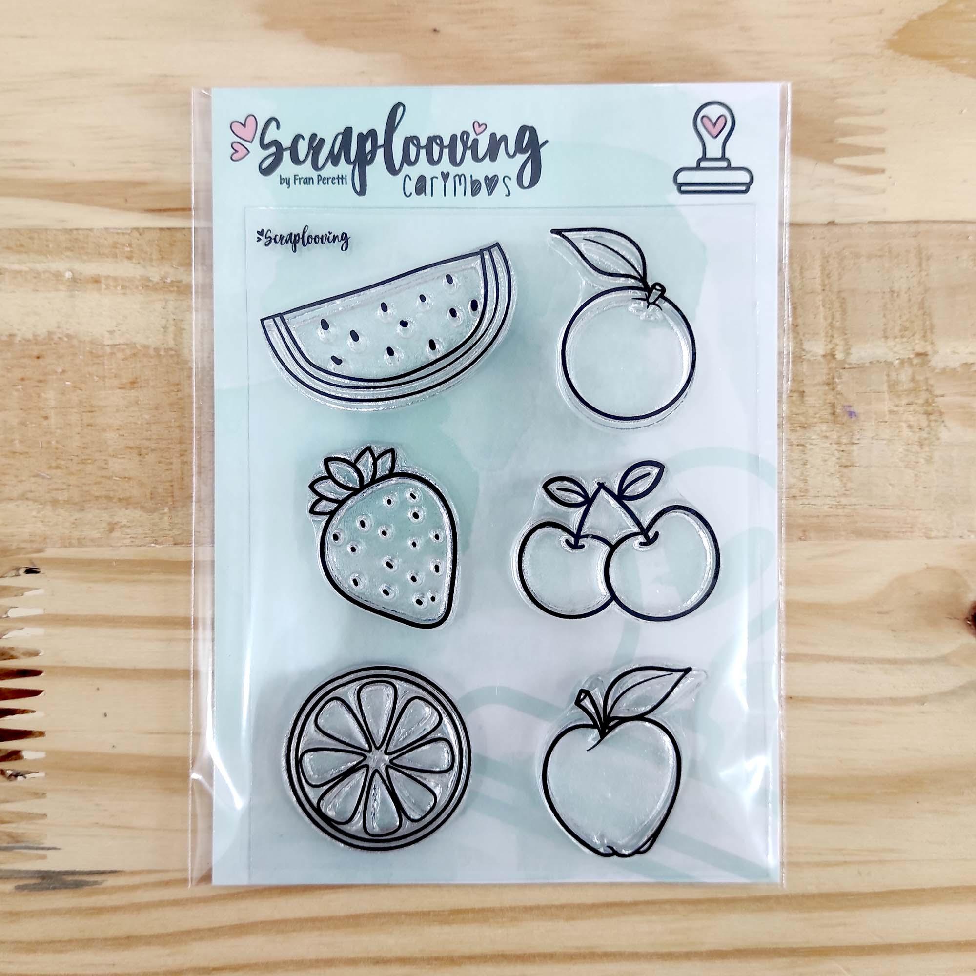 Cartela Frutas