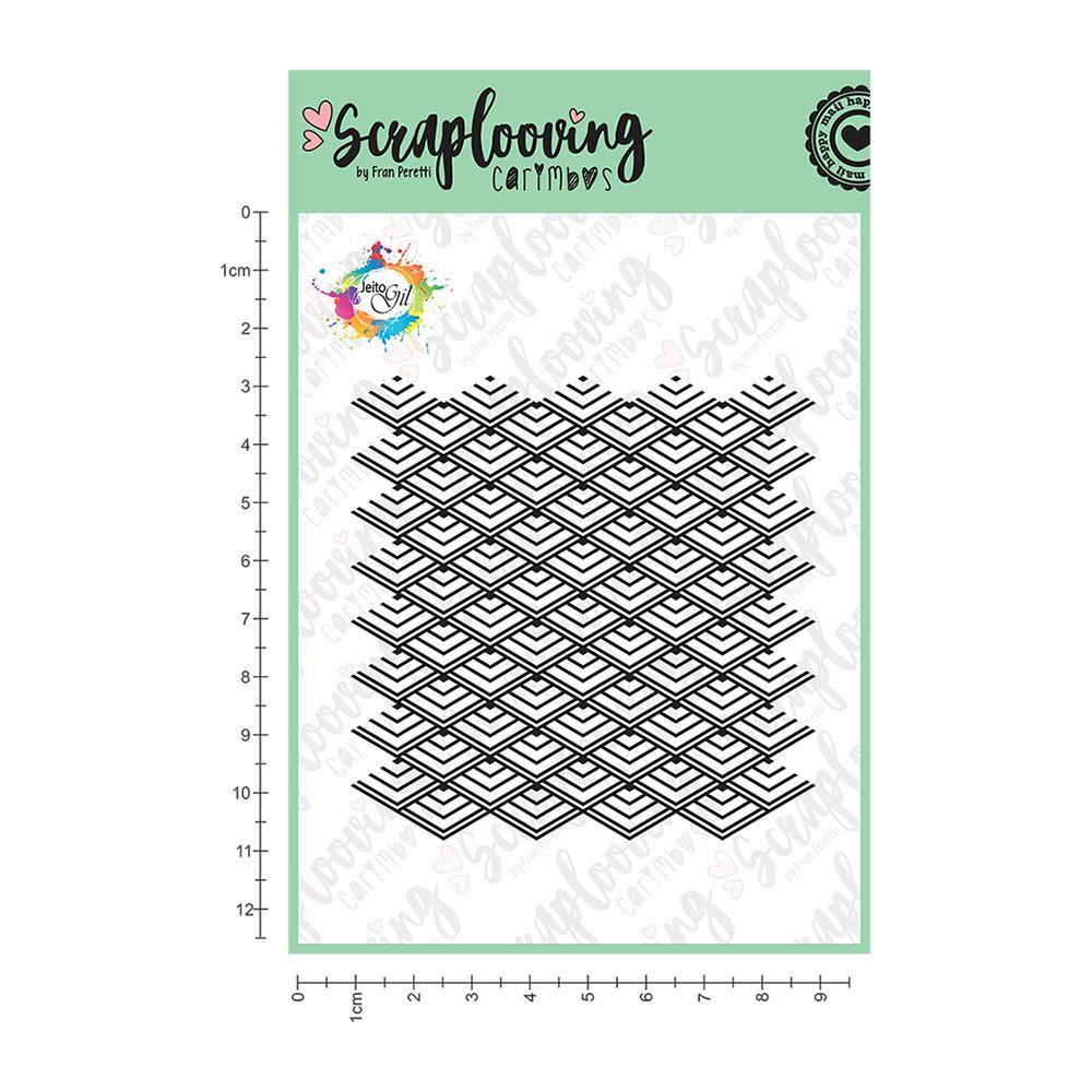 Cartela Jeito Gil Textura Triângulos