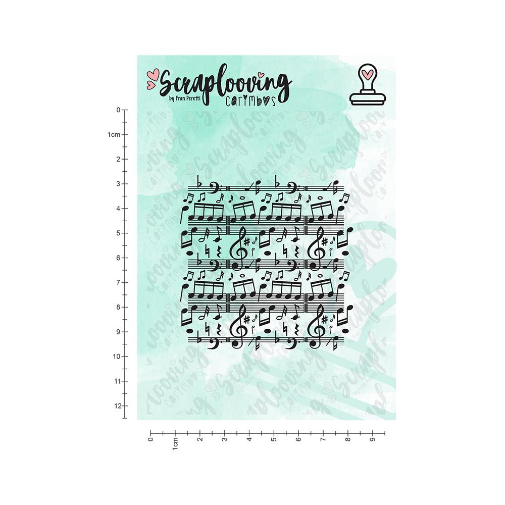 Cartela Textura Partitura