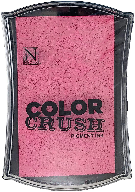 Carimbeira Color Crush Pigment Ink - Pink