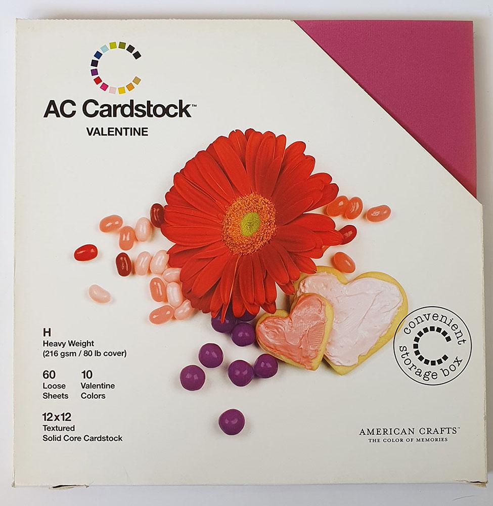 [DESAPEGO] 02 Cardstock 30,5 x 30,5cm Cores Diversas