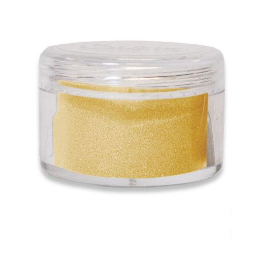 Sizzix Making Essential - Opaque Embossing Powder, Banana Blast, 12g