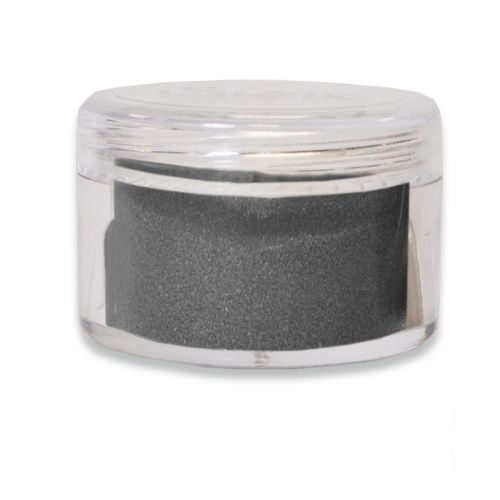 Sizzix Making Essential - Opaque Embossing Powder, Earl Grey, 12g