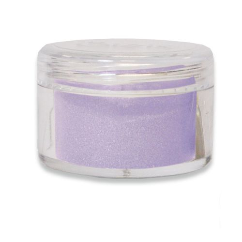 Sizzix Making Essential - Opaque Embossing Powder, Lavender Dust, 12g