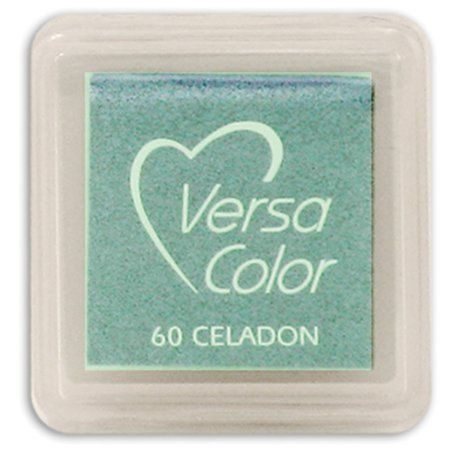 VersaColor Pigment Mini Ink Pad - Celadon