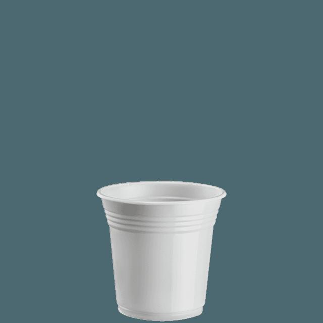 Copo Plástico para Café 110 ml
