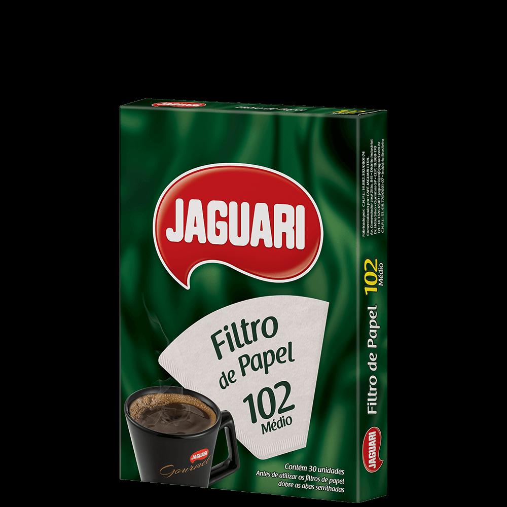 Filtro de Papel 102 Jaguari