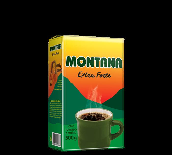 Montana - A vácuo (500 g)