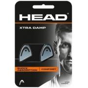 Antivibrador Head Xtra Damp Transparente - 2 unidades