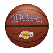 Bola Basquete NBA Team Alliance Los Angeles Lakers Size 7 Wilson