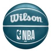 Bola de Basquete NBA DRV Azul Mini #3