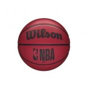 Bola de Basquete Wilson NBA DRV Vermelha Mini #3