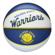 Bola de Basquete NBA Team Retrô Mini Golden State Warriors #3 Wilson
